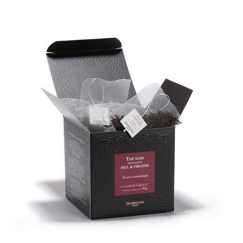 Pomme d'Amour - Thé noir parfumé
