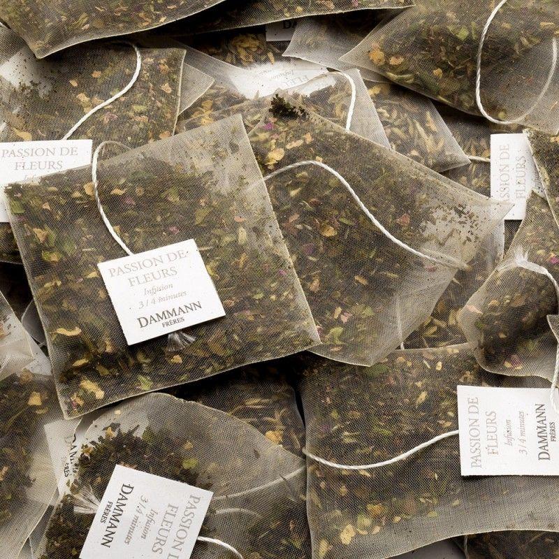 Rose - Thé noir parfumé