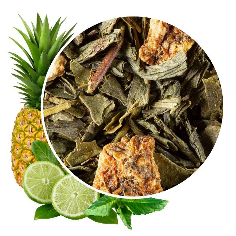 Vanille - Thé noir parfumé