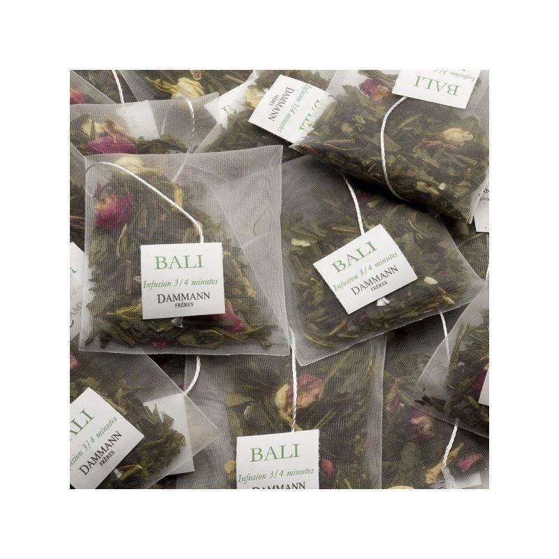 Cerisier de Chine - Thé vert parfumé