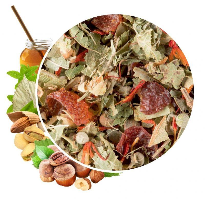 Quatre Fruits Rouges - Thé noir parfumé