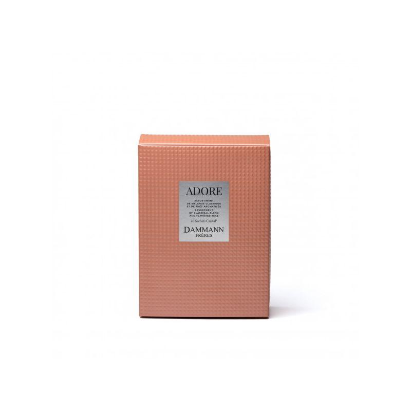 Bulgare - Thé noir parfumé