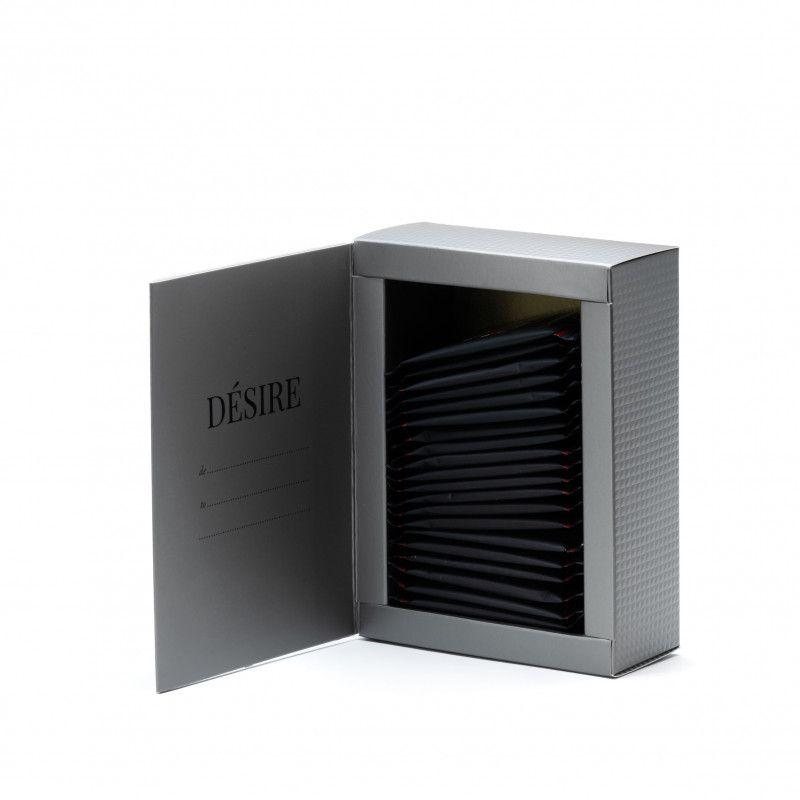 Trois Fruits Noirs - Thé noir parfumé