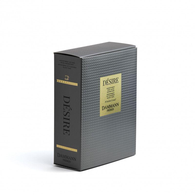 Thé des Sages - Mélange de thés vert & noir parfumé