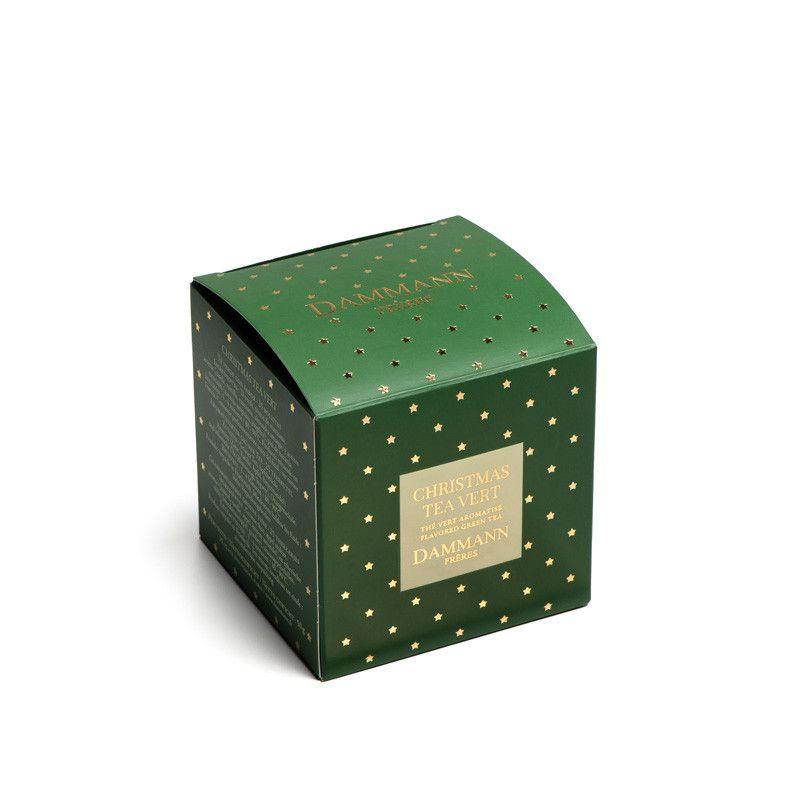 Thé de l'Orangerie - Thé vert parfumé