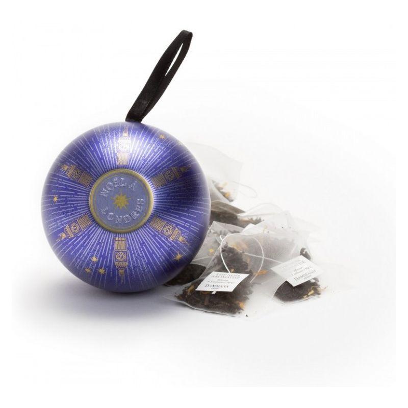 Thé des Riads - Thé vert parfumé